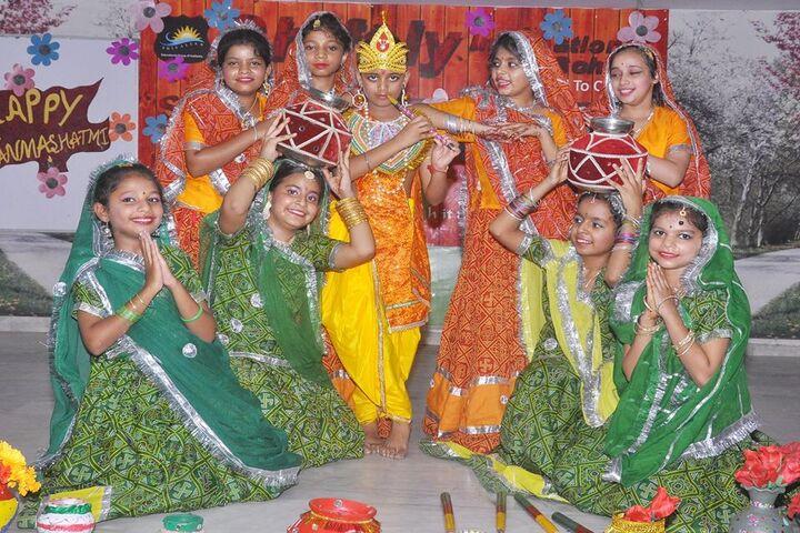 Shifaly International School-Festival Celebrations