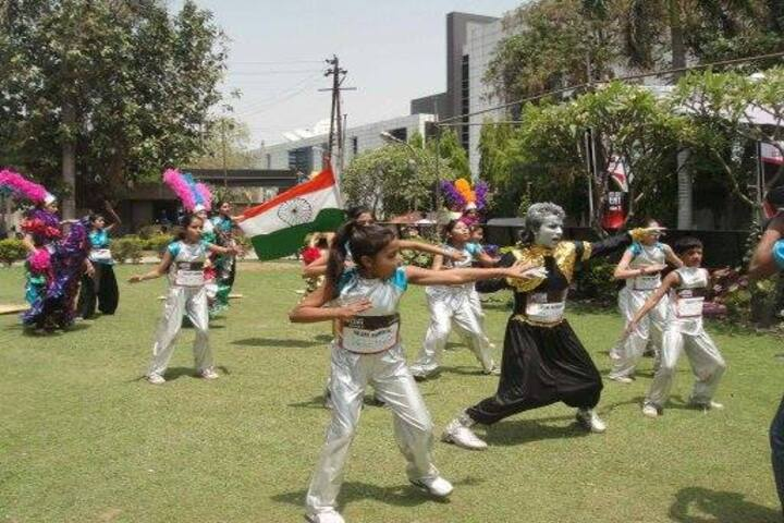 Shifaly International School-Independence Day