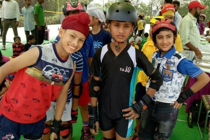 Shifaly International School-Skating Activity