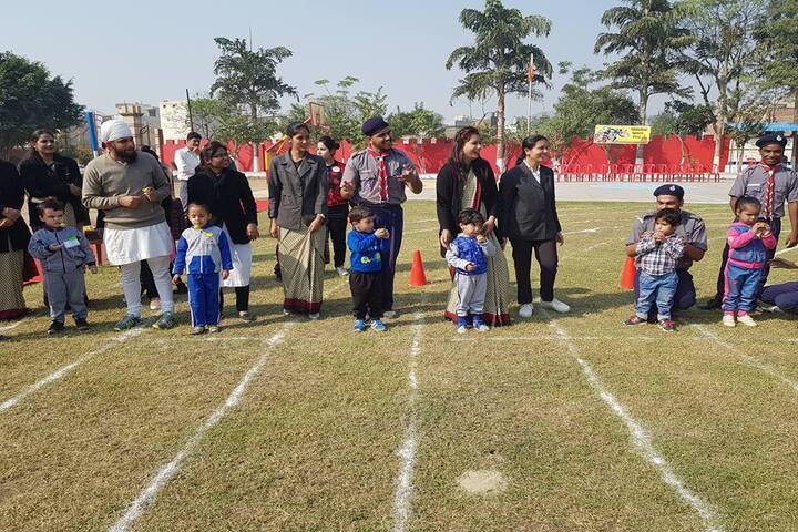 Shifaly International School-Sports