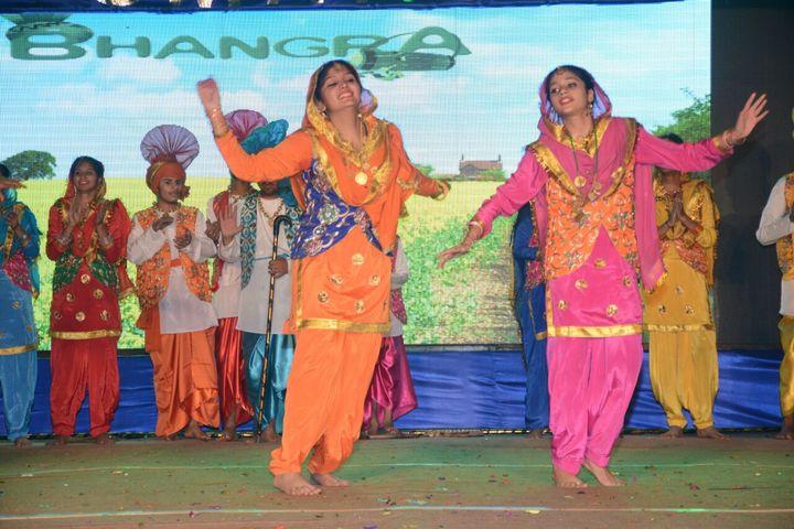 Shishu Niketan Public School-Dance