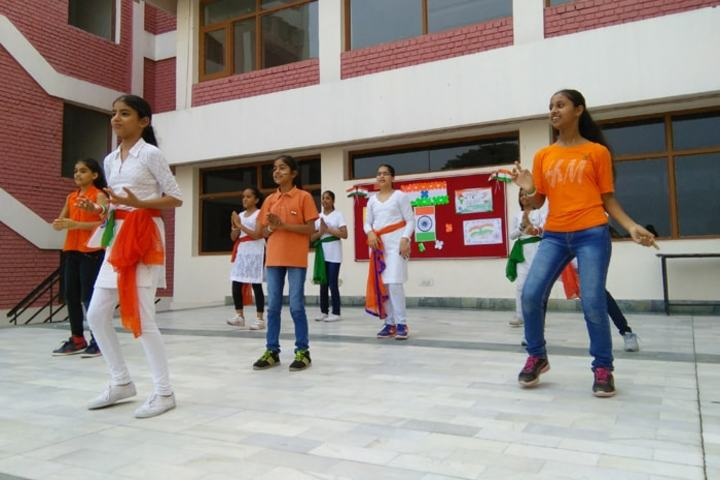 Shishu Niketan Public School-Independance Day