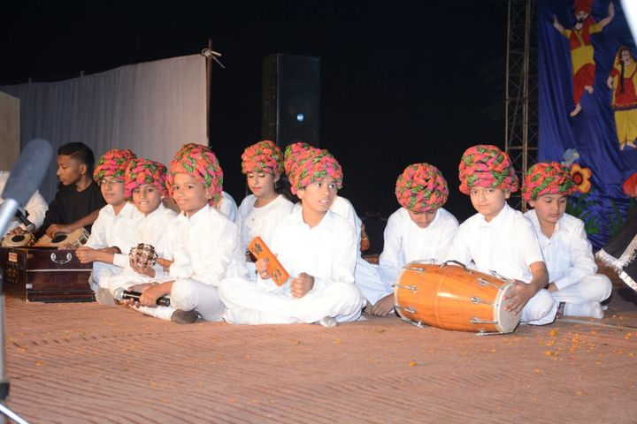 Shishu Niketan Public School-Music