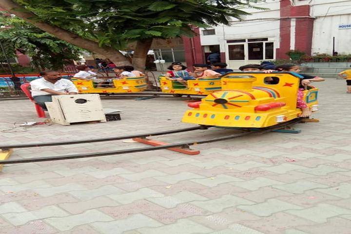 Shiv Jyoti Public School-School Trip