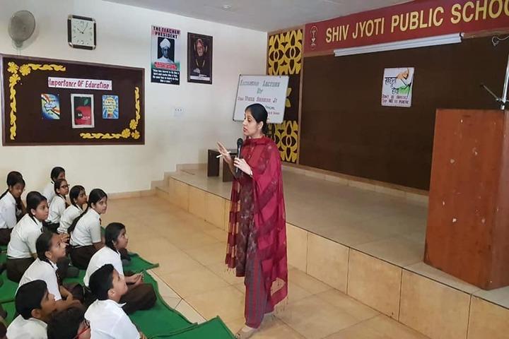 Shiv Jyoti Public School-Seminar