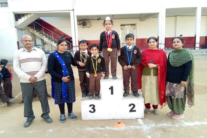 Shiv Jyoti Public School-Winners