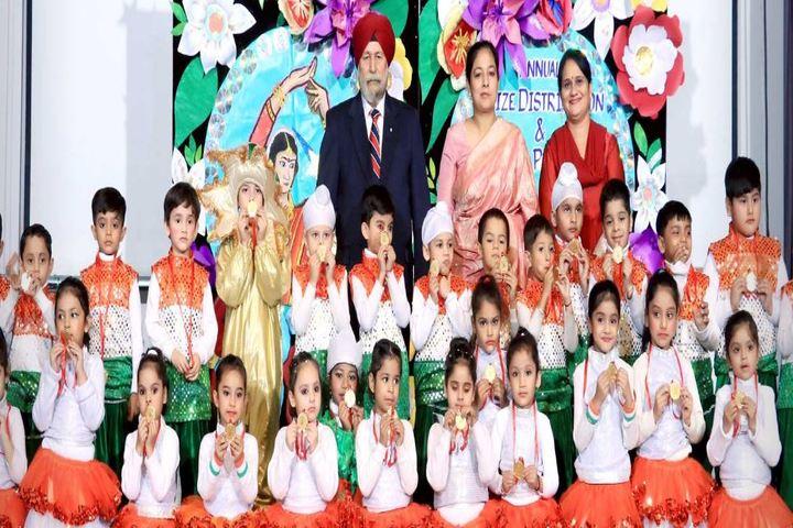 Shivalik Public School-Event 1
