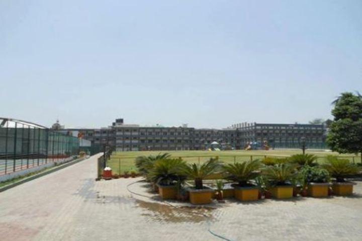 Shivalik Public School-School Campus