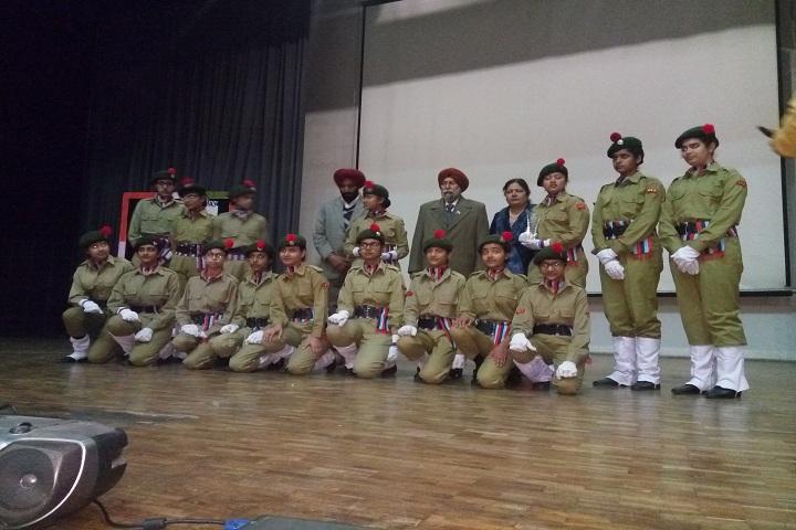 Shivalik Public School-Republic Day Celebrations