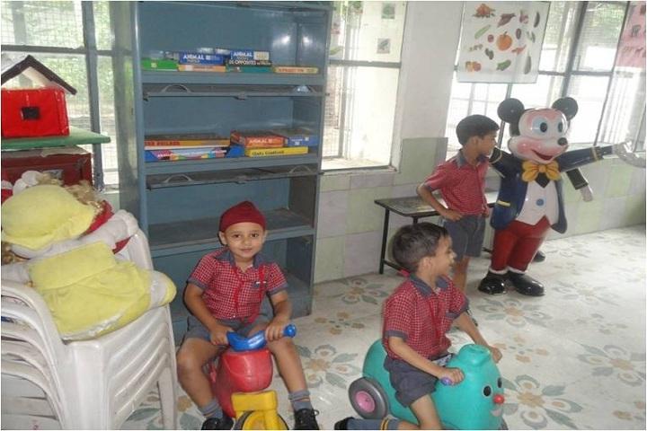 Shivalik Public School-Nursery Block
