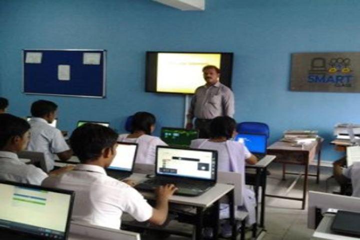 Jawahar Navodaya Vidyalaya-IT Infrastructure