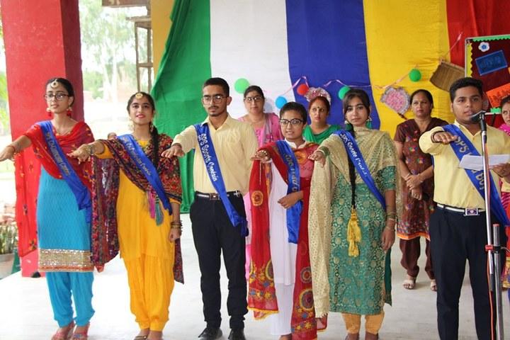 Shivalik Public School-Investiture Ceremony