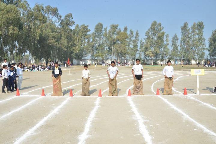 Shivalik Public School-Sport Day