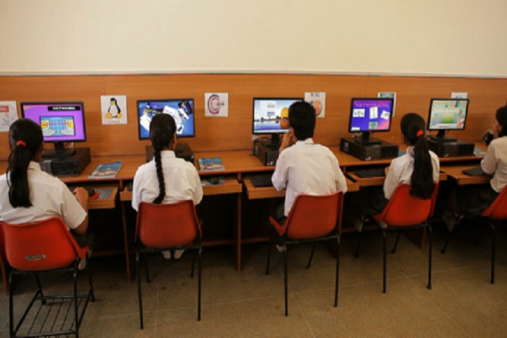 Shivalik Public School-Computer Lab