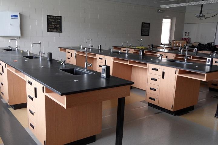 Shivalik Public School- Science Lab