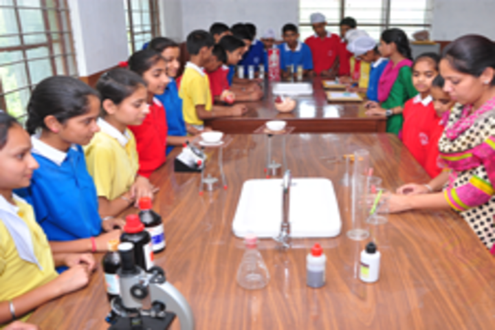 Shivalik View Public School-Physics Lab