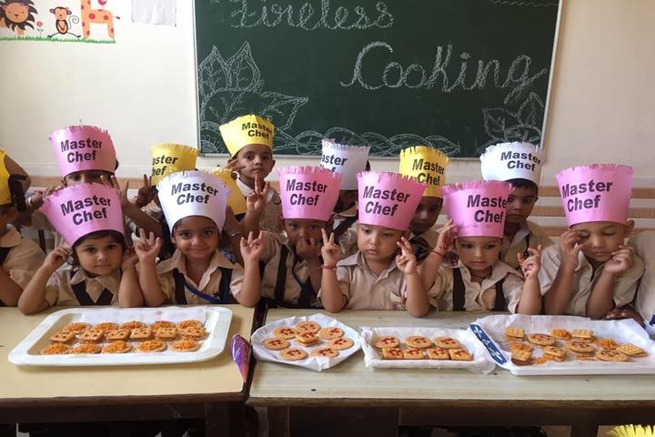 Shivalik View Public School-Cooking Fest