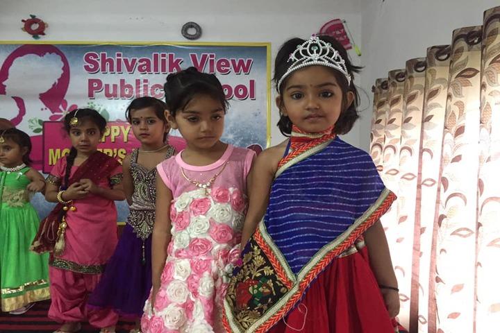 Shivalik View Public School-Fancy Dress