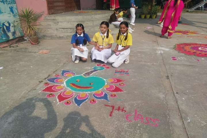 Shivalik View Public School-Festival Celabrations