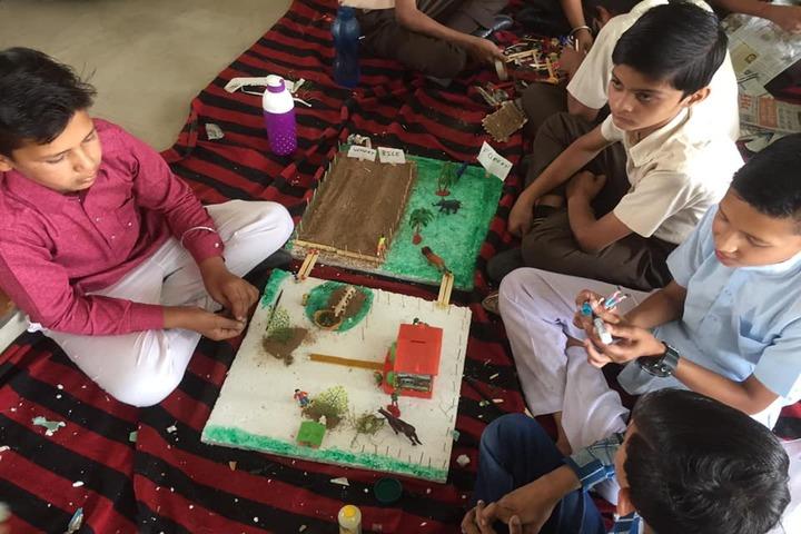 Shivalik View Public School-Science Fair