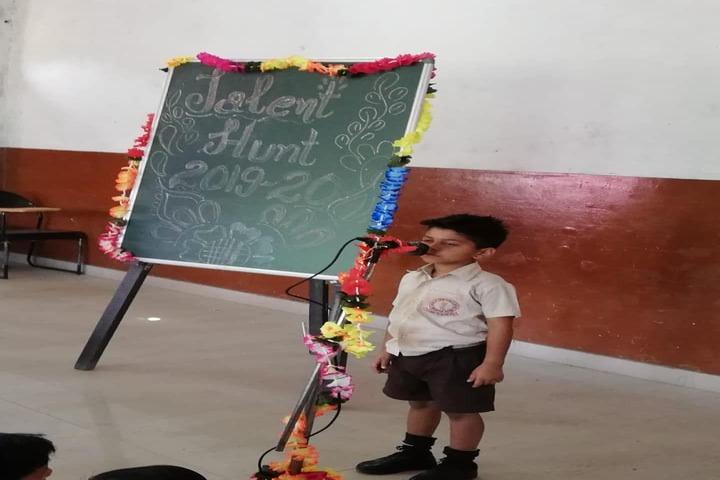 Shivalik View Public School-Talent Hunt