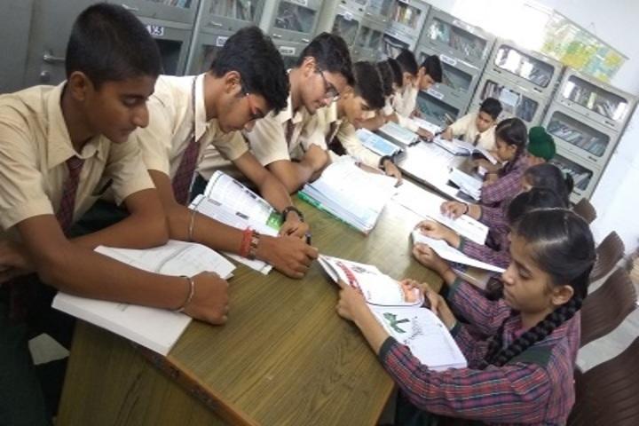 Shivalikwala Doon School-Library