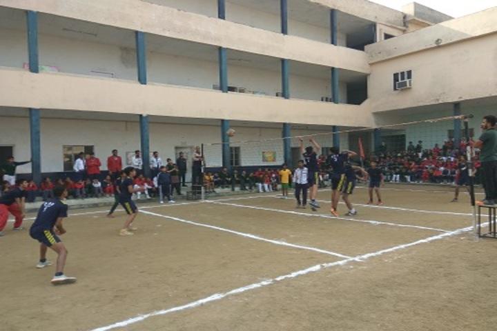 Shivalikwala Doon School-Play Ground