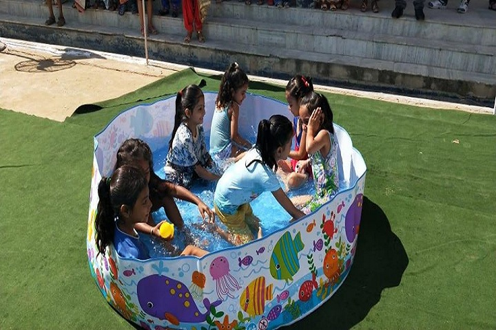 Shivalikwala Doon School-Pool Activity