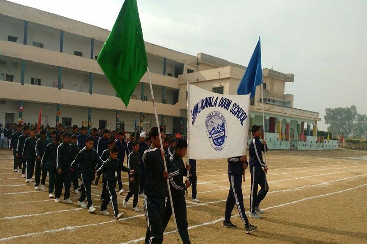 Shivalikwala Doon School-Sports Meet