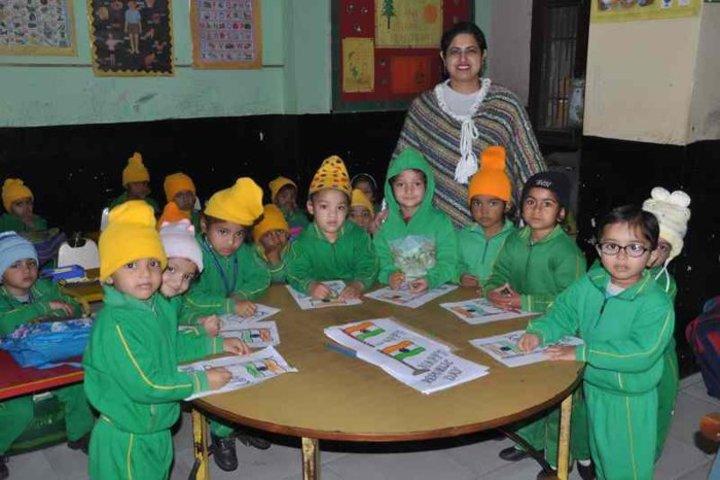 Shiwalik Public School-Activity