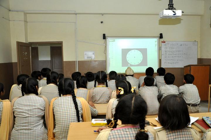 Shiwalik Public School-Digital Class Room