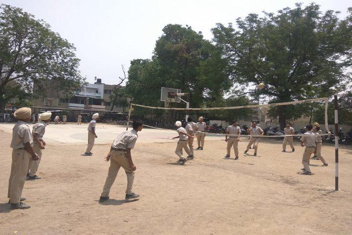 Shiwalik Public School-Sports