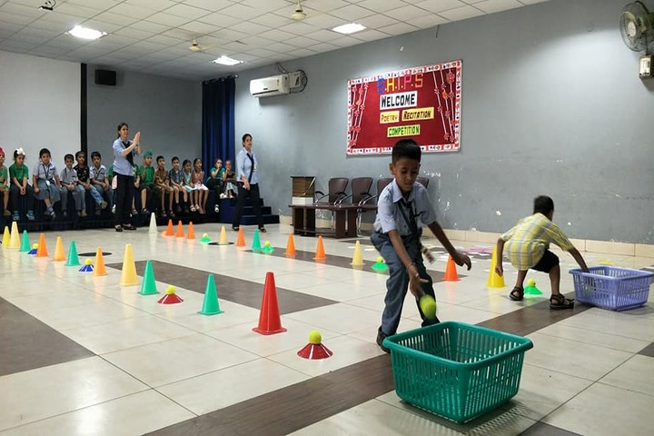 Shree Hanumat International Public School-Fun Games