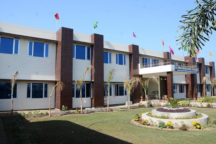 Shri Dasmesh Public Senior Secondary School-School Building