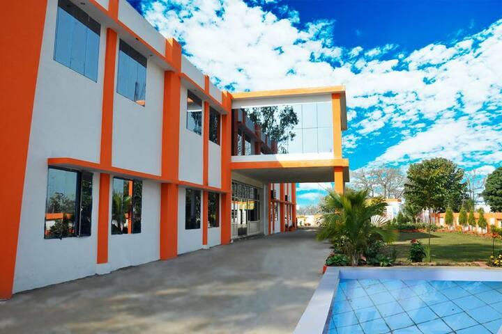 Shri Guru Angad Dev Public School-Campus View