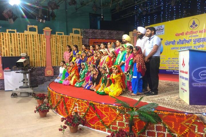 Shri Guru Angad Dev Public School-Cultural events