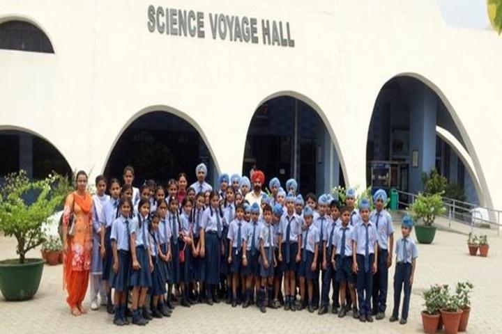 Shri Guru Angad Dev Public School-Group Photo