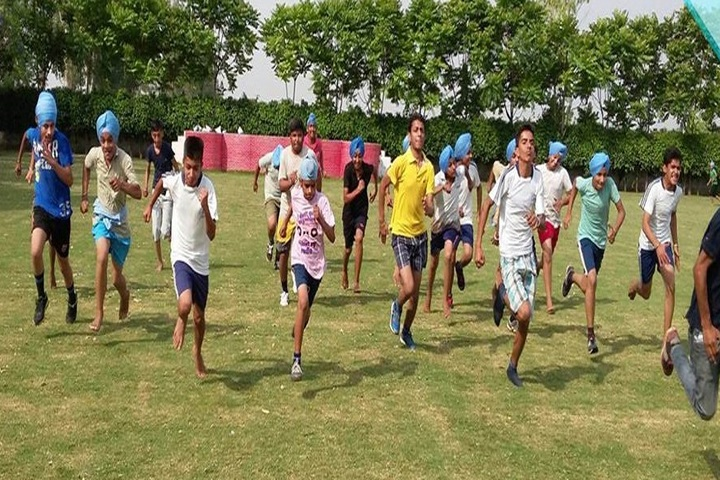 Shri Guru Angad Dev Public School-Sports