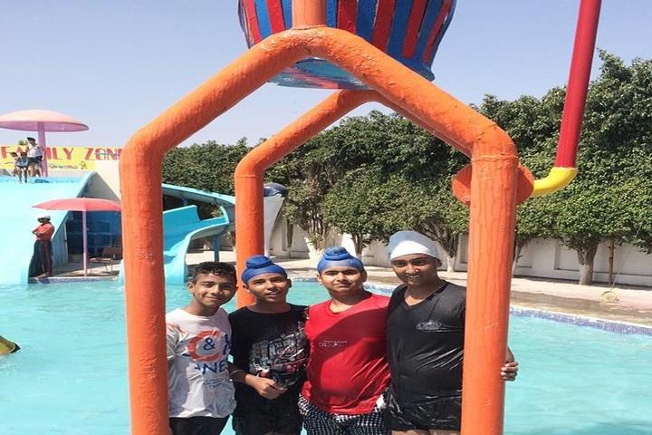 Shri Guru Angad Dev Public School-Swimming Pool