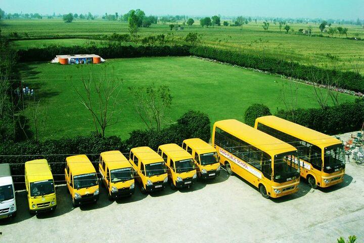 Shri Guru Angad Dev Public School-Transport