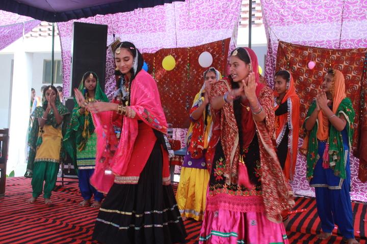 Shri Guru Angad Dev Public School-Annual Function