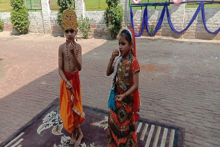 Shri Guru Nanak Dev Public School-Festival Celebrations