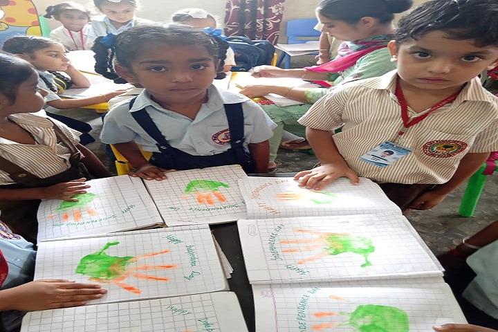 Shri Guru Nanak Dev Public School-Independence Day Celebrations
