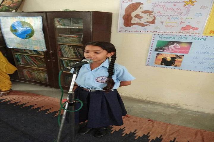 Shri Guru Nanak Dev Public School-Mothers Day