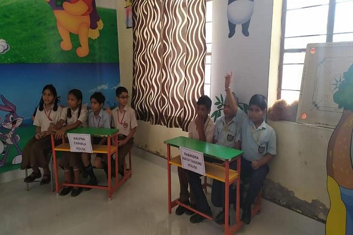 Shri Guru Nanak Dev Public School-Quiz Competition