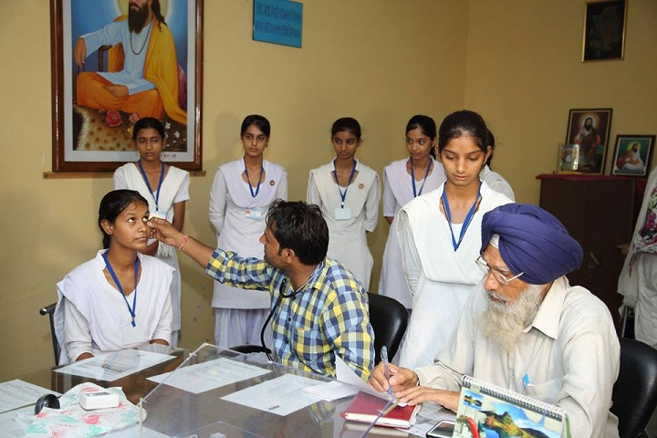 Shri Guru Ravi Dass Public School-Medical
