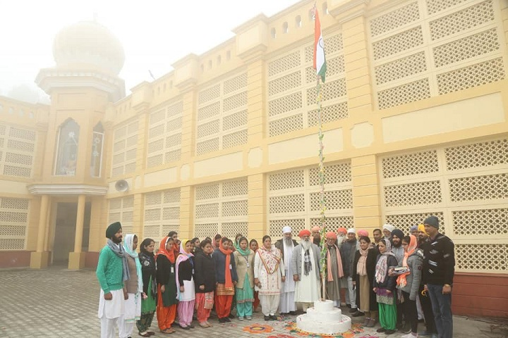 Shri Guru Ravi Dass Public School-Republic Day