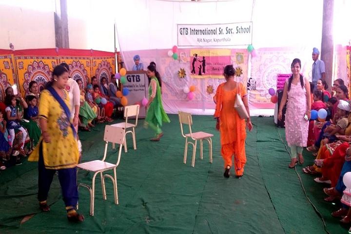 Shri Guru Tegh Bahadur International Senior Secondary School-Musical Chairs