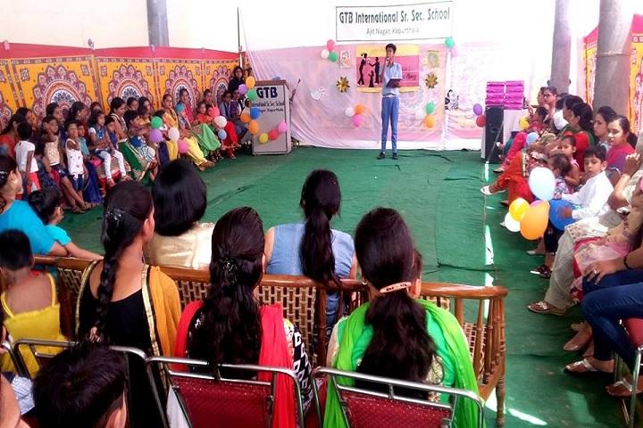 Shri Guru Tegh Bahadur International Senior Secondary School-Speech