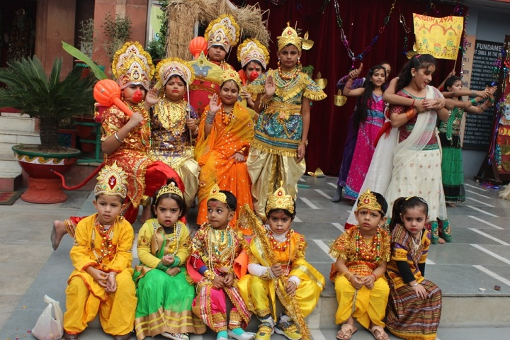 Shri Ram Ashram Public School-Events Celebration